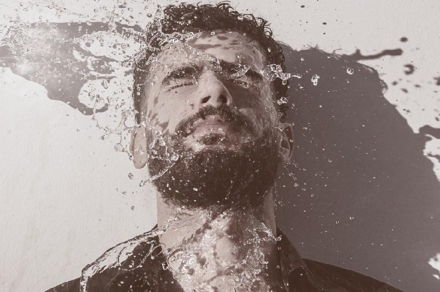 Cosmética masculina: limpieza facial